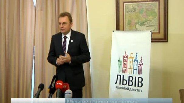 Львів'яни заговорили російською мовою