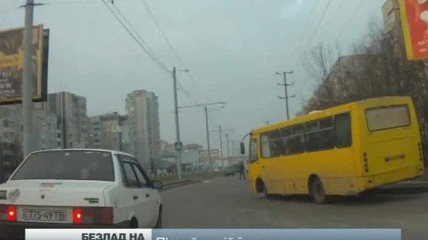 За добу у місті ДАІ затримала 23 порушників