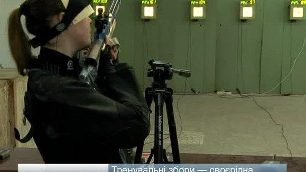 Майстри кульової стрільби готуються до європейської Юнацької ліги