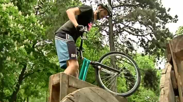 Завершився другий етап Кубка України з велотріалу
