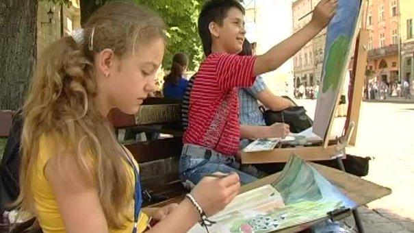 """У Львові пройте дванадцятий """"Золотий мольберт"""""""