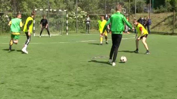 У Львові відбувся тур шкільного чемпіонату міста з міні-футболу