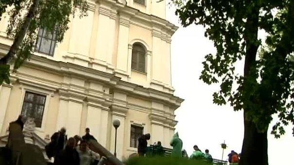 Зі Львова вирушила 21-ша Міжнародна піша проща до Унева