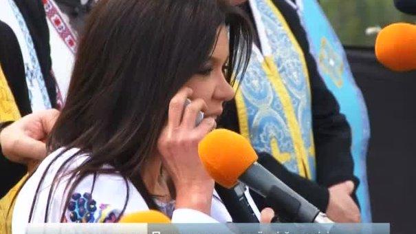 Тисячі українців помолились за Україну