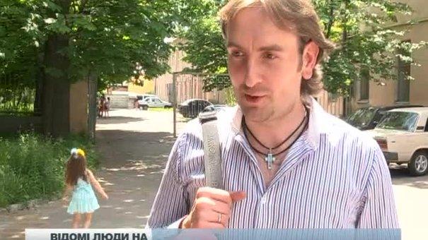 Як голосують відомі люди Львова