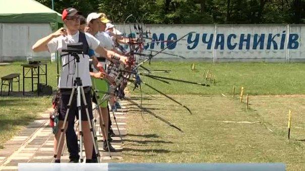Стріляють за олімпійські путівки