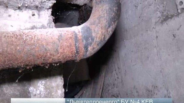 Будинки військових залишать без гарячої води