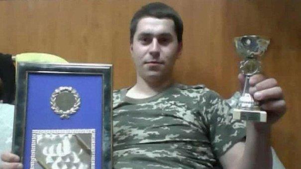 Терористи захопили в полон 20-річного прикордонника зі Львова