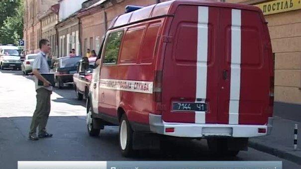 Повідомлення про замінування у Львові надходили із зони АТО