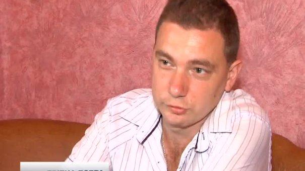 32 річному Володимиру Собку потрібна 31 тис. євро на лікування раку