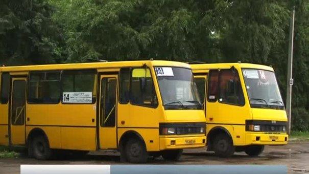 Львівщина пожертвувала передовій кілька карет швидкої допомоги та три десятки автобусів