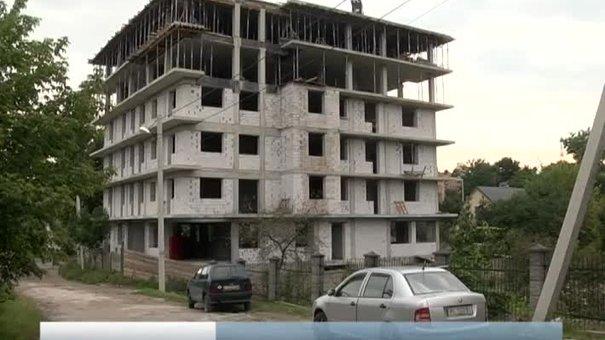 Львів'яни вимагають зупинити будівництво багатоповерхівки на вул. Личаківській