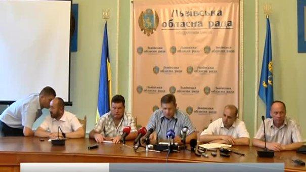 Обранці Львівської облради створили депутатську роту, яка воюватиме у гарячих точках України