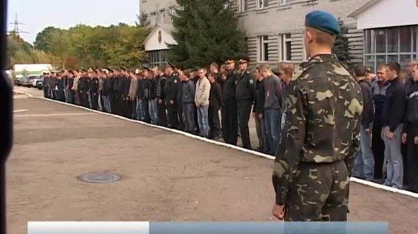 У Львові пропонують посилити відповідальність за ухиляння від військової служби