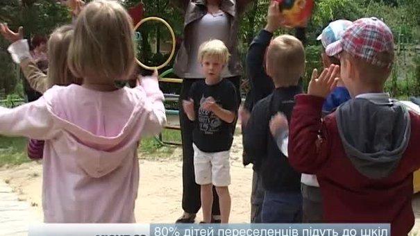 Цього року у Львові до школи підуть 7,4 тис. першокласників