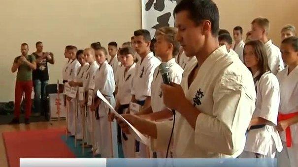 Львів прийняв чемпіонат України з кіокушинкай карате