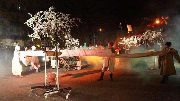 У Львові відкрився міжнародний театральний фестиваль «Золотий лев – 2014»