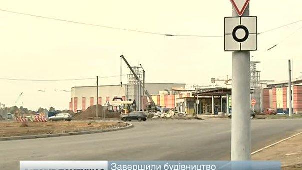 У Львові відкрили для проїзду кільце Кульпарківська – Наукова