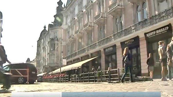 На проспекті Шевченка у Львові змінять організацію дорожнього руху