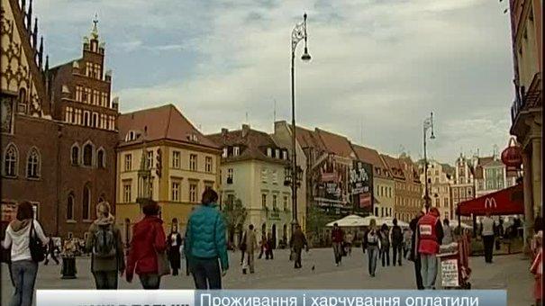 Студенти «Львівської політехніки» стажуються у польських компаніях