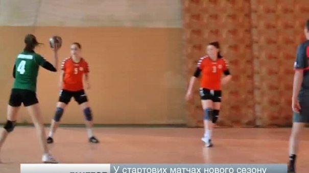 «Галичанка» стартувала у новому сезоні із двох перемог
