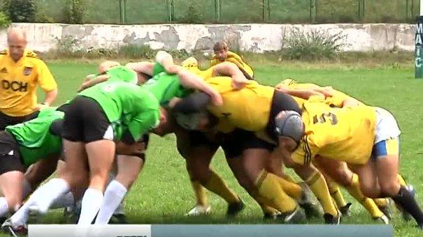 «Бронзу» чемпіонату України з регбі «Сокіл» розіграє з київським клубом