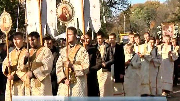У Львові – молитовна хода з нагоди 25-ліття виходу УГКЦ з підпілля