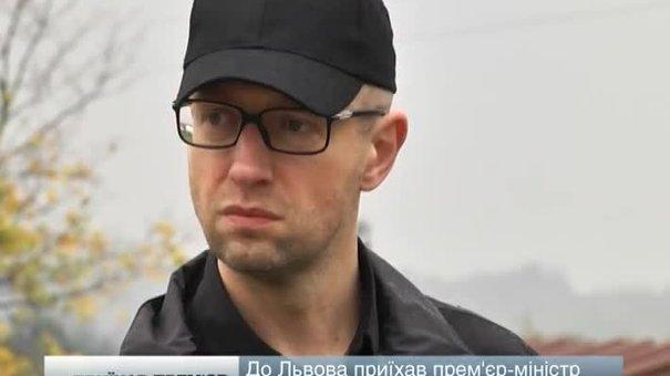 У планах Путіна – заморозити Україну, – Яценюк