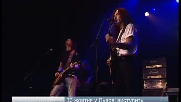 30 жовтня у Львові виступить Кен Хенслі