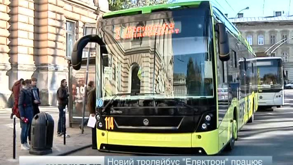 "Хмельницький та Рівне замовили в ""Електрона"" тролейбуси"