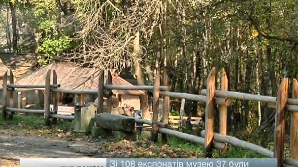 У Шевченківському гаю у Львові відновили 13 історичних об'єктів
