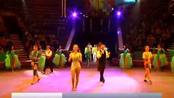 У Львові зібрали зірок європейського цирку