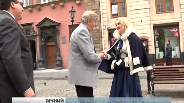 """""""Я ні за що на світі не проміняв би Україну на Росію"""", - британець-рекордсмен із Полтавщини"""