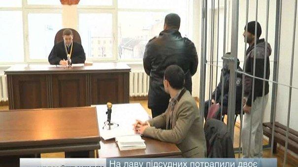 Суд не відпустив під заставу підозрюваних у вбивстві інспектора ДАІ у Львові