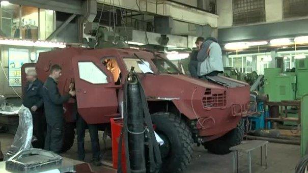 «Дозор-Б» Львівського бронетанкового заводу готовий до випробувань