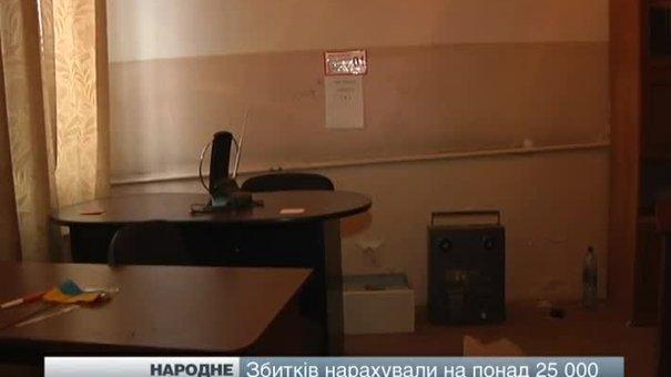 У Білогорщі зухвало пограбували Народний дім