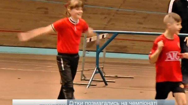 Львівські діти змагались у триатлоні