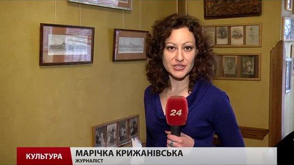 Львівський митець презентує міські краєвиди у техніці офорта
