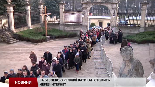 Віряни зі сходу 20-ма автобусами приїдуть до Львова поклонитися нерукотворному Лику Христа