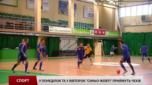 Футзальна збірна України вже прибула до Львова
