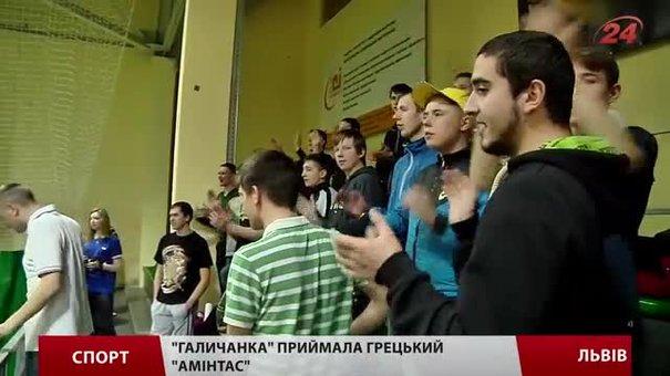 Гандбол: як львівська «Галичанка» холоднокровно розгромила суперниць із Греції