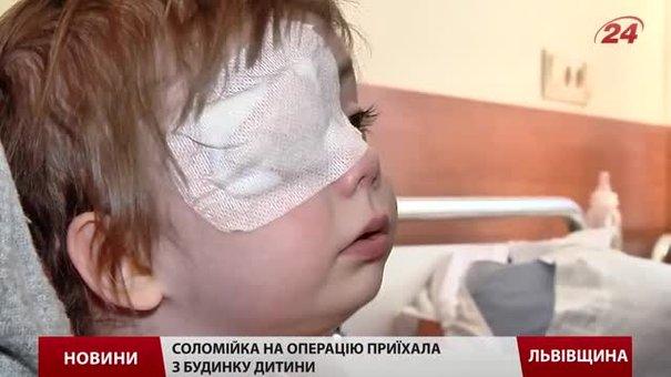 Німецький професор за два дні прооперує у Львові 16 дітей