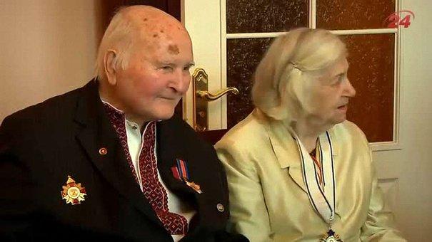 Львів'янина нагородили орденом Королівства Бельгія
