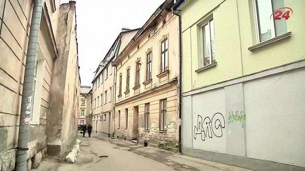 Аварійні будинки у Львові почнуть ремонтувати