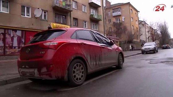У Львові не на жарт активізувалися автошахраї