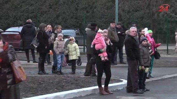 До Львова на ротацію прибули нацгвардійці, яким вдалося затримати людей із оточення Януковича