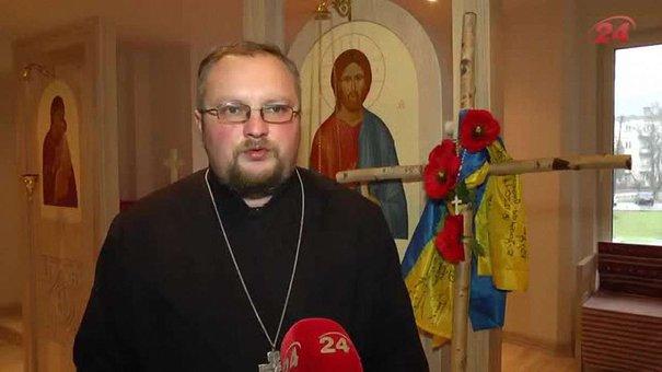 Символом молитовної ходи у Львові буде березовий хрест