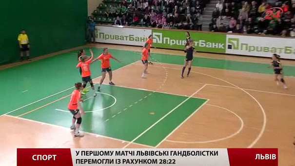 Львівська «Галичанка» пробилася у півфінал «Кубка Виклику»
