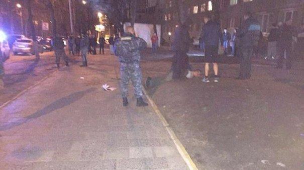 Стали відомі подробиці бійки, у якій боєць «Правого сектору» підрізав чотирьох студентів у Львові