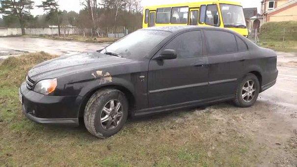 Голові бюджетної комісії Львівської облради спалили автомобіль